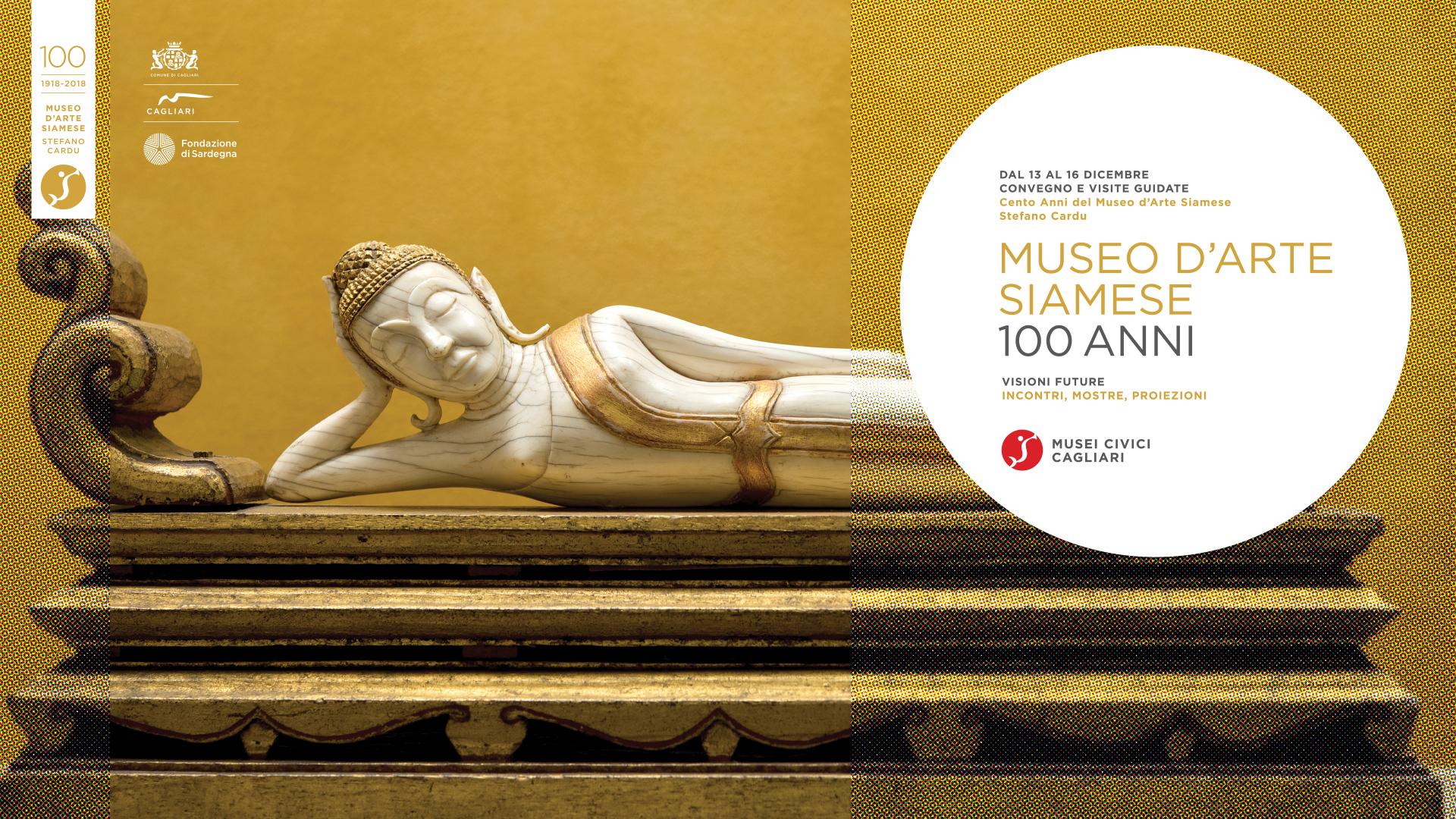 100 Anni del Museo di Arte Siamese Stefano Cardu - Musei