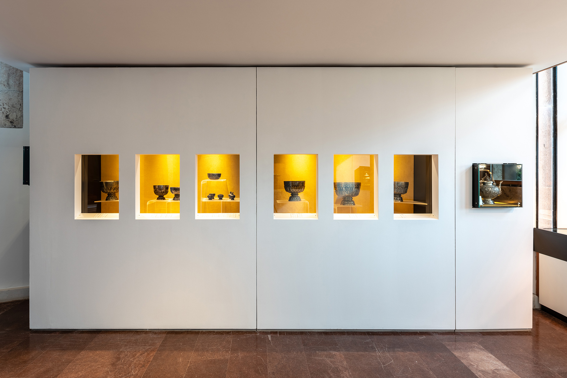 Museo Stefano Cardu interno